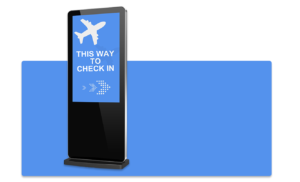Digital Kiosk For Wayfinding